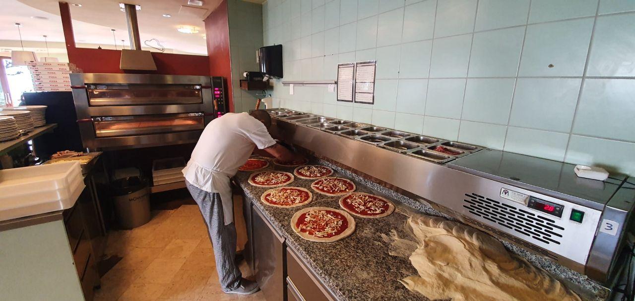 come lavora la nostra pizzeria